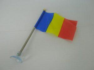 バネ式3色旗