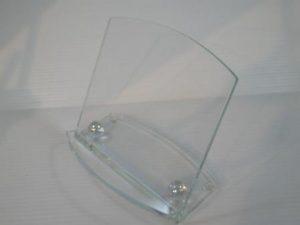 ガラス見台